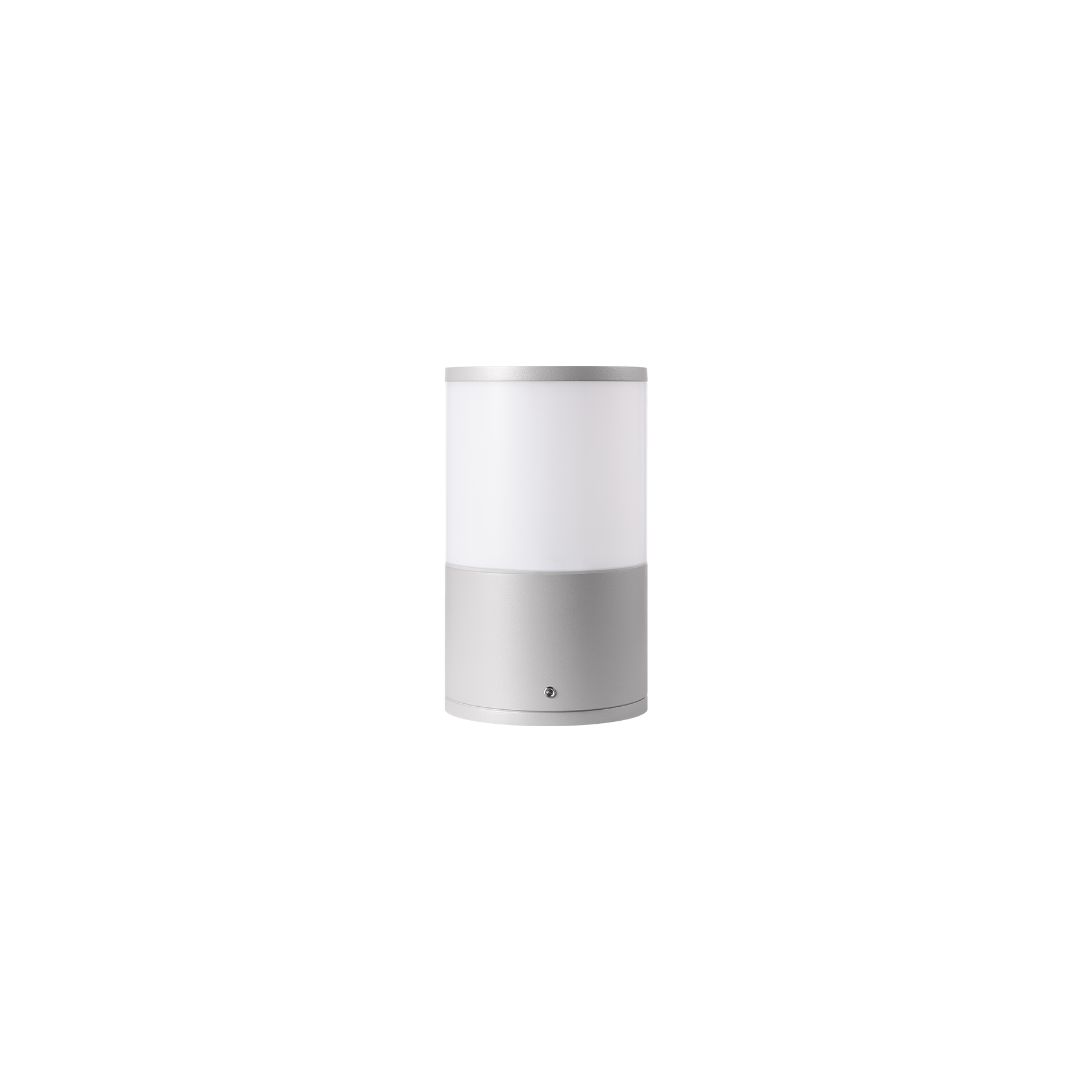 PROTON Round Opal - Pillar Top Light