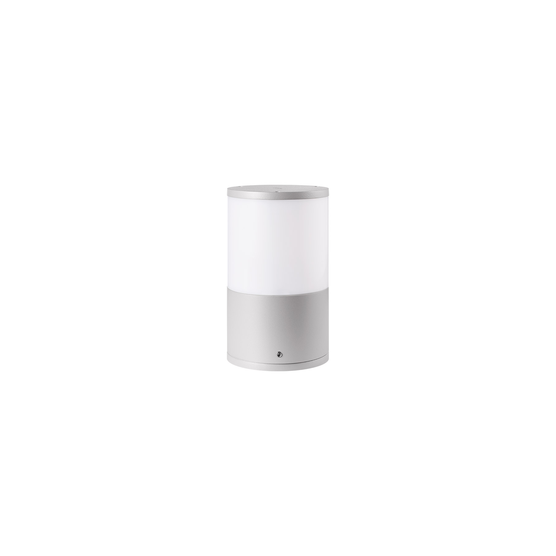 PROTON Round Opal - Pillar Top Light